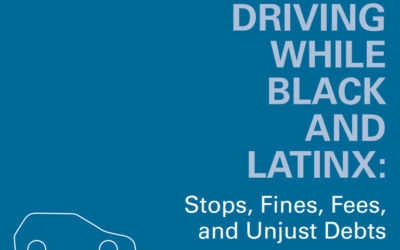NYLS Report: New York Has Severe Racial Disparities in Traffic Enforcement and Driver's License Suspensions